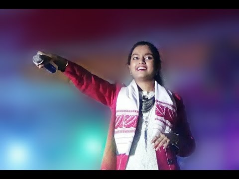 Rock Song By Nahid Afrin  Live Performance