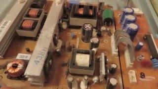 Ремонт телевизоров Samsung ps43d450a2w выключается после 10 мин, работы(Samsung ps43d450a2w выключается после 10 мин, работы., 2016-02-26T21:59:10.000Z)