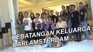 The Onsu Family - Kedatangan keluarga dari Amsterdam