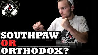 Right-Handed Southpaw in Boxing/MMA?