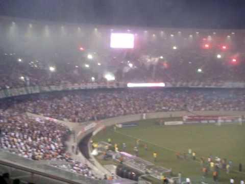 FluxSP Libertadores 2008/ A Benção João de Deus