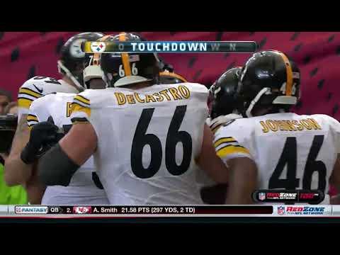 NFL RedZone Every Touchdown 2014 Week 15