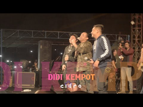 didi-kempot-feat-bagus-gynwtn,-gaseng-om-wawes---cidro-live-at-breksi