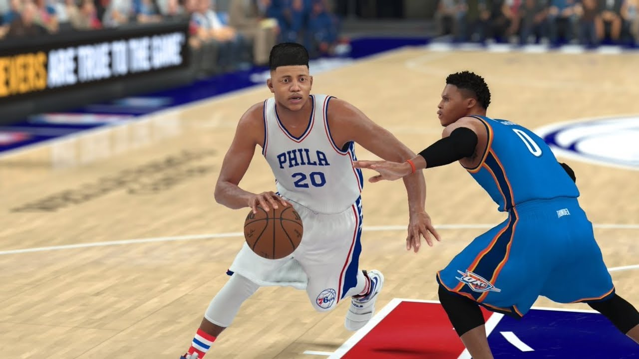 NBA 2K17 News: The NBA Draft And 2017 Offseason Roster