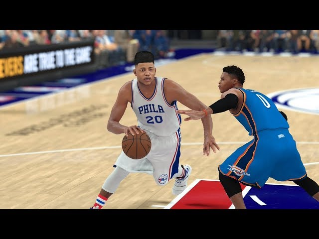 NBA 2K17': How To Download An Updated Offseason Roster For