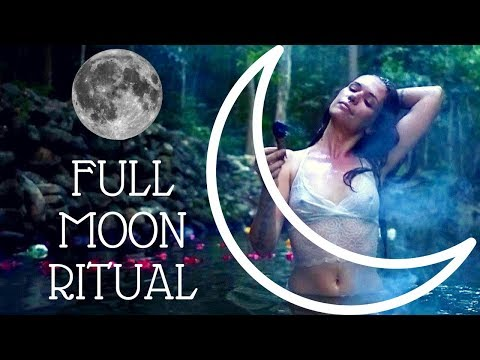 This is my Full Moon Ritual (burning letter, meditation, dance)