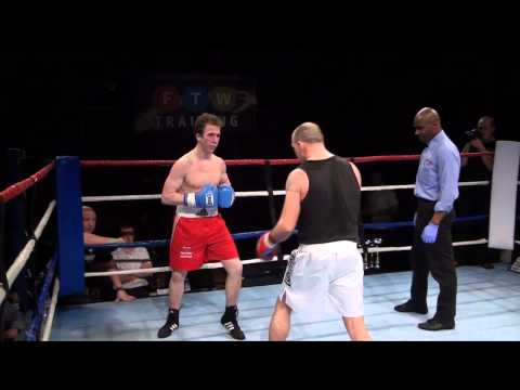Gregg Harwood Jenkins (Masda) v Tommy Turpin (TMAS) Boxing 76kg