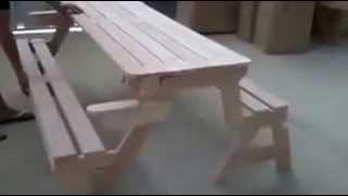 Usa: legno ed ingegno hanno ideato questa creazione