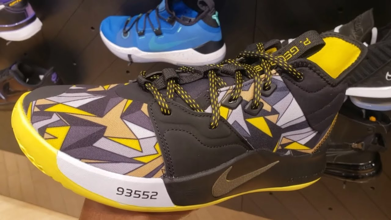 a660169a43e MY FIRST LOOK AT PAUL GEORGE S NIKE PG 3   MAMBA MENTALITY  SNEAKER ...