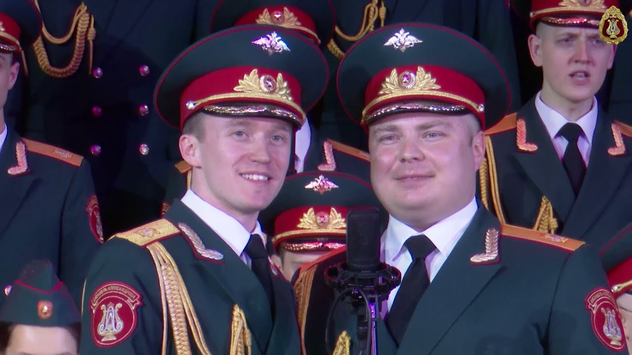 «Экипаж – одна семья», солисты – Алексей Скачков и Роман Валутов
