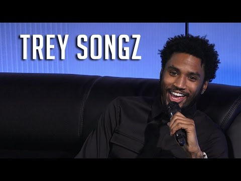 Trey Songz On His Mother's Love, Keke, Nicki + Dancing with Sade