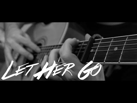 Passenger - Let Her Go (fingerstyle guitar cover by Peter Gergely) [WITH TABS]
