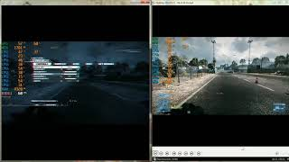windows 10  May 2019 Update vs windows 7 BATTLEFIELD 3