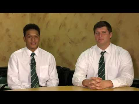 Prep Recruiting Insider • Archbishop Shaw OT Cameron Jackel & DB Greg Brooks