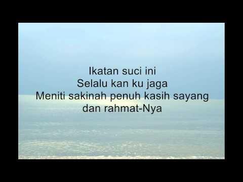 Kau Ditakdirkan Untukku- Lirik - Inteam feat. Edcoustic Mp3