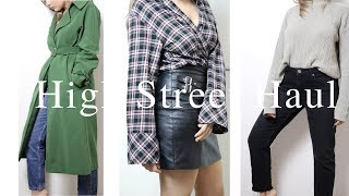 Spring High Street Haul & Try On | & Other Stories, H&M, Topshop, Urban Outfitters