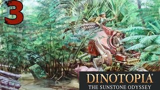 Dinotopia: The Sunstone Odyssey - #3 | Into The Swamp