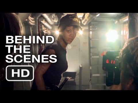 Battleship (2012) - Behind the Scenes - Rihanna's Character - HD Movie