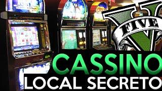 Localização Secreta - DENTRO DO CASSINO !!