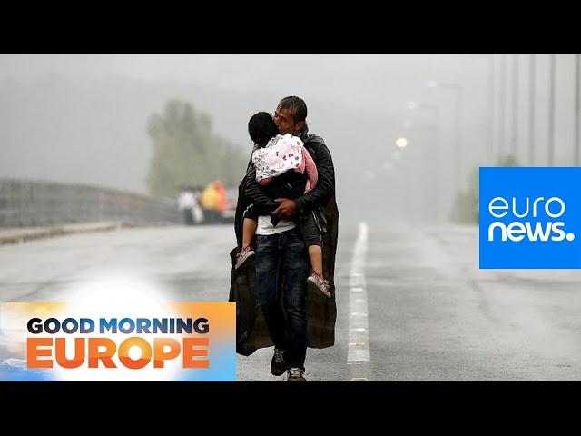 NGOs slam European Union over treatment of Syrian refugees
