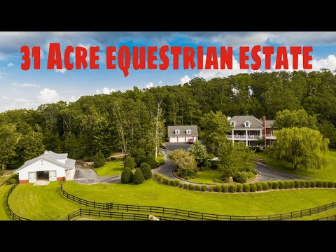 600 N Glassy Mountain Rd | Landrum, SC | Luxury Farm For Sale By Damian Hall Group