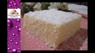 Sütlü İrmik Tatlısı Tarifi -Pratik Yemek Tarifleri