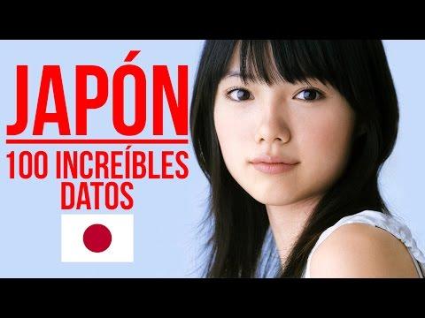100 INCREÍBLES datos de Japón (Vídeo educativo)