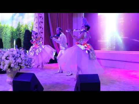 Сюита Палладио - Скрипичное шоу трио электроскрипок Галактика в Барвиха Luxury Владимир Ветт