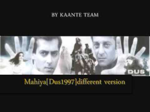 Mahiya Dus 1997-different version song