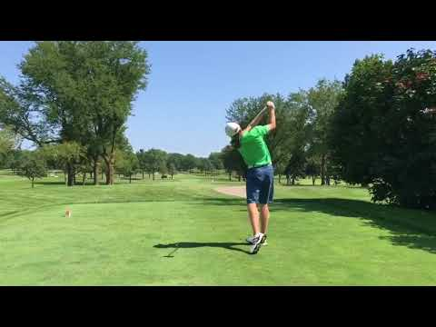 Connor Neighbors College Golf Recruiting Video