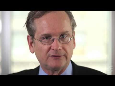 Lawrence Lessig speaks to NationSwell about Mayday PAC
