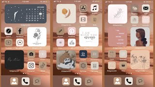How to customize your iphones into aesthetic ios14. (all ios14+)