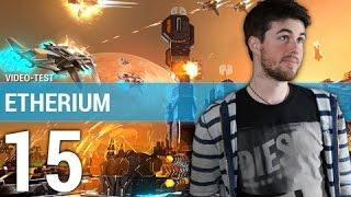 Vidéo test - Etherium - De la stratégie, de la SF, mais peu de contenu