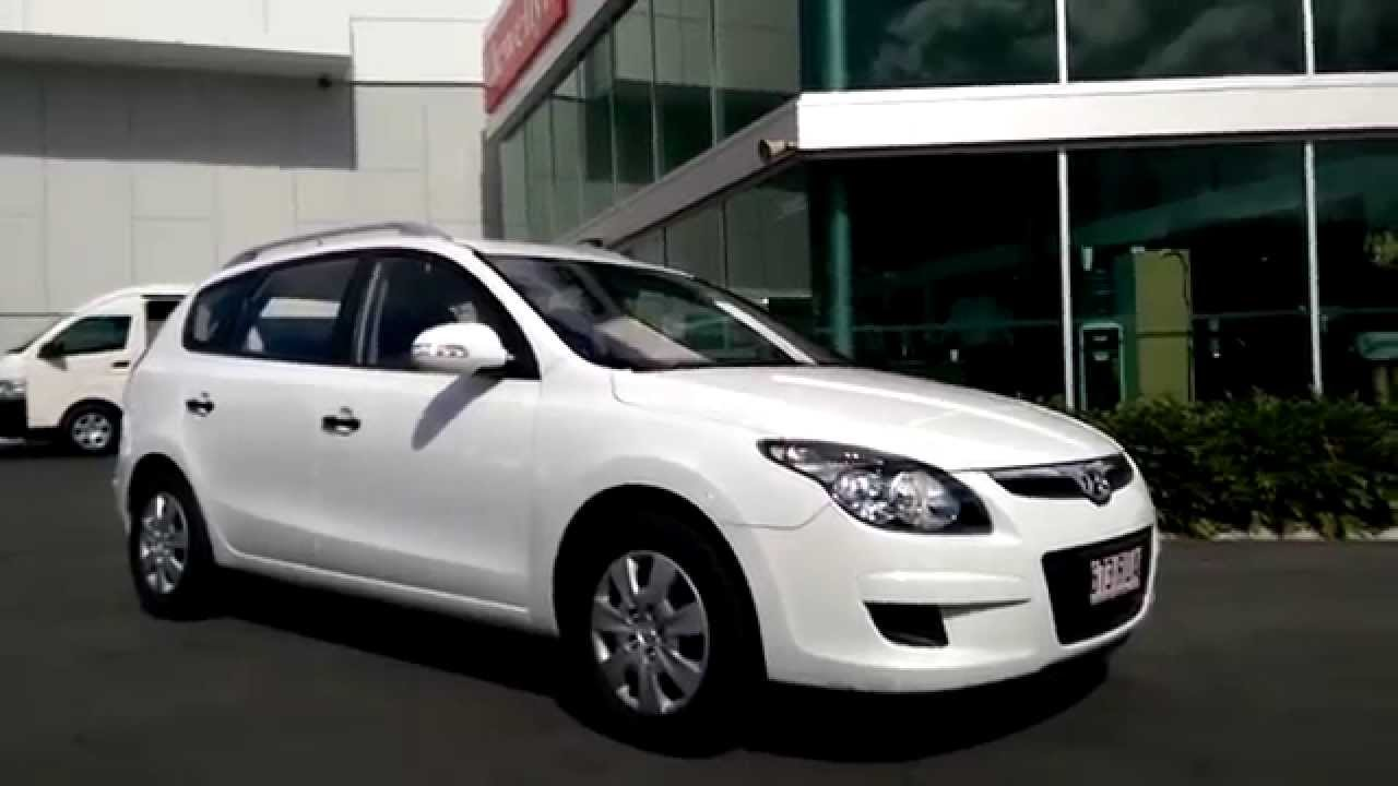 2011 hyundai i30 cw wagon llewellyn motors youtube. Black Bedroom Furniture Sets. Home Design Ideas