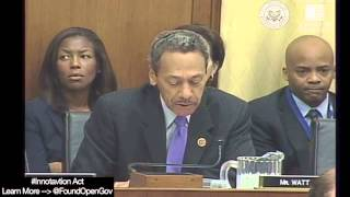 """H.R. 3309: The Innovation Act"" - US House Judiciary Committee Hearing - Part I"