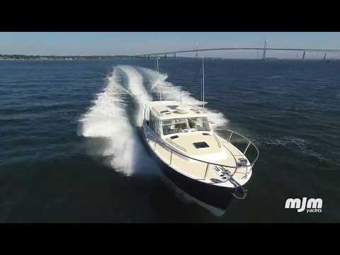 35z First Sea Trial