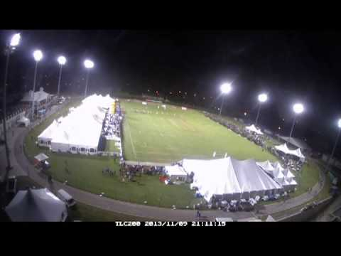 World Rugby Classic 2013 Time Lapse