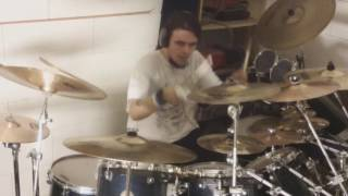 Lamb of God - Torches - Drum Cover