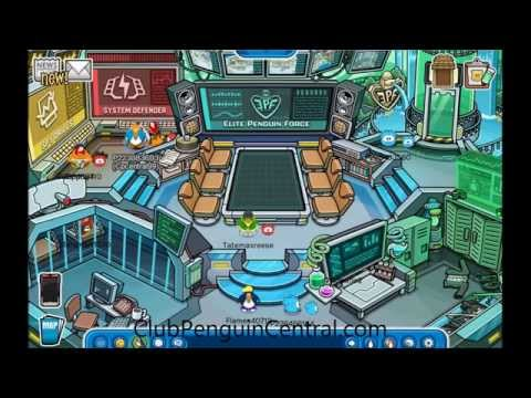 How To Become a Secret Agent On Club Penguin
