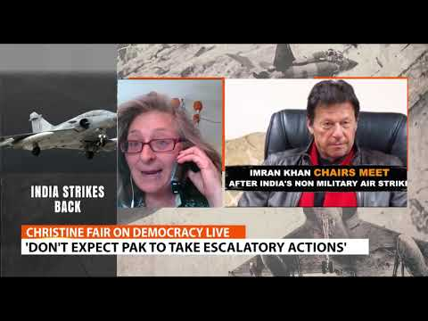 """Pakistan keeps a Petting Zoo of Terrorists""- Christine Fair on Surgical Strikes 2.0"