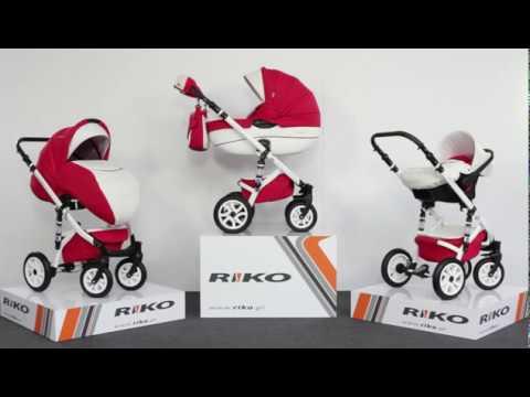 Детская коляска Riko Brano Ecco
