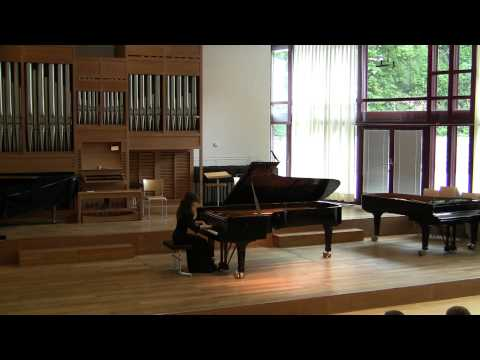 Debussy Bruyères - Yulia Miloslavskaya