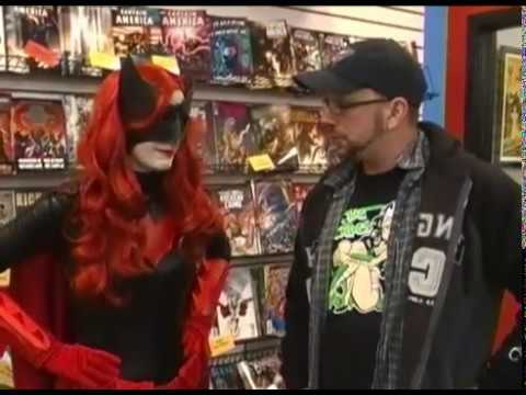 Free Comic Book Day 2011 at Alter Ego Comics