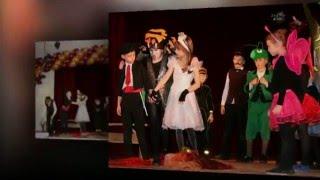 Новогодний спектакль театра