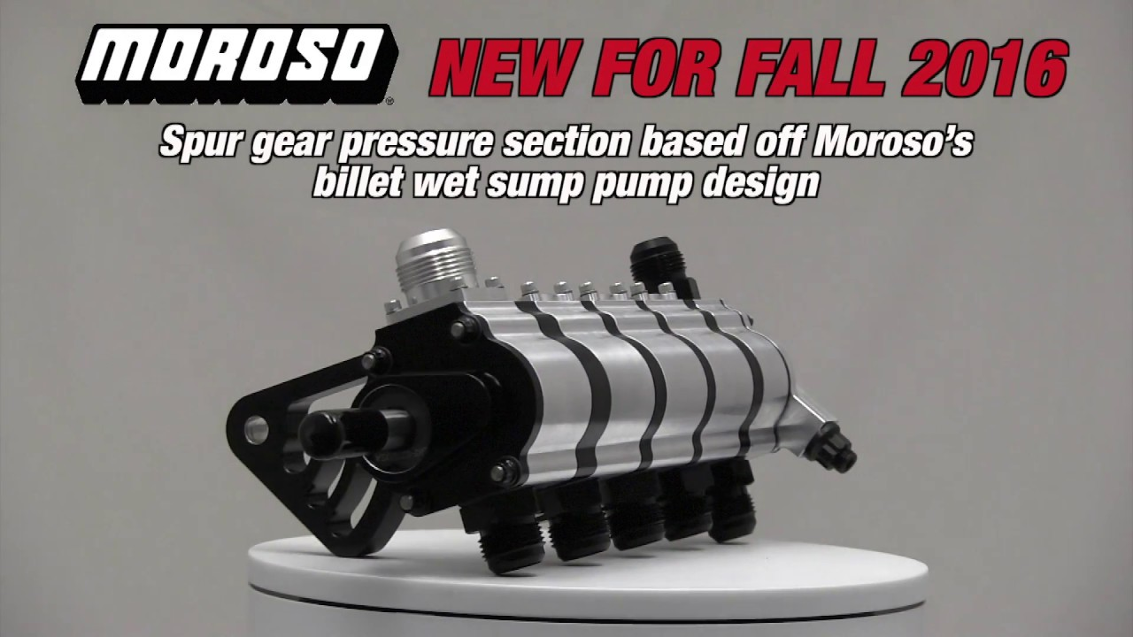 A Crash Course In Dry Sump Oil Pumps With Moroso