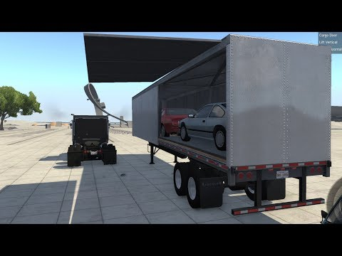 BeamNG.drive - Car Transport Addon