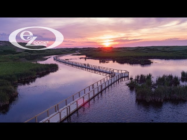 EZ Dock: PEI EZ Trail