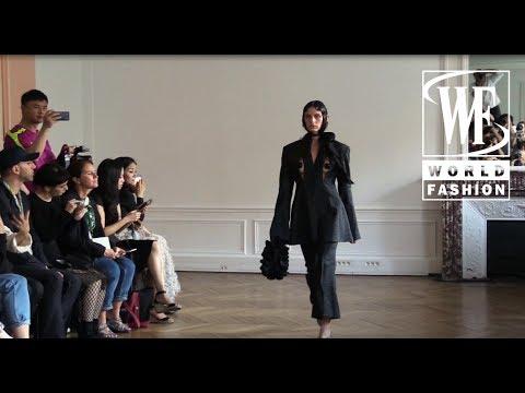 Hyun Mi Nielsen Haute Couture Осень/Зима 17-18