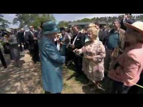 Her Majesty the Queen visits the USA - Part 1 of 2