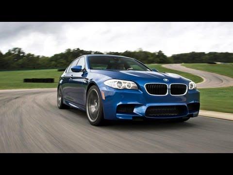 2013 BMW M5 - 2013 Lightning Lap - LL3 Class - CAR and DRIVER
